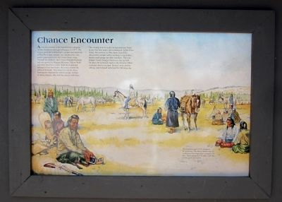 Chance Encounter Marker image. Click for full size.