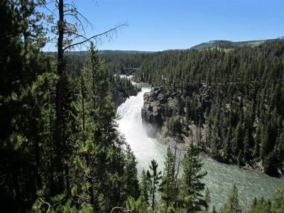 View of Upper Falls image. Click for full size.