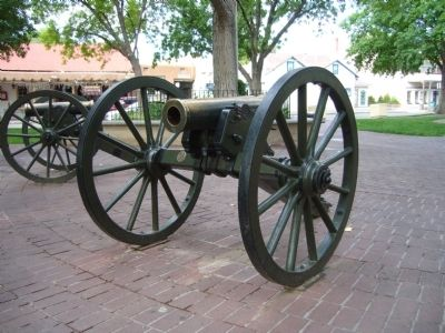 Mountain Howitzers image. Click for full size.