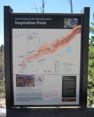 Inspiration Point Marker image. Click for full size.