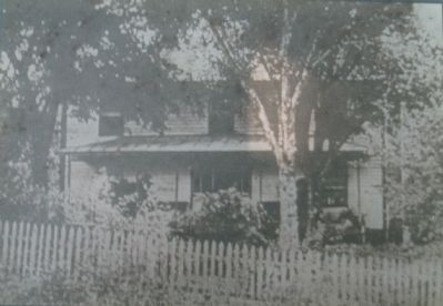 McCowan-Mangum House image. Click for full size.