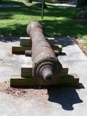 Mt. Aetna Cannon Photo, Click for full size