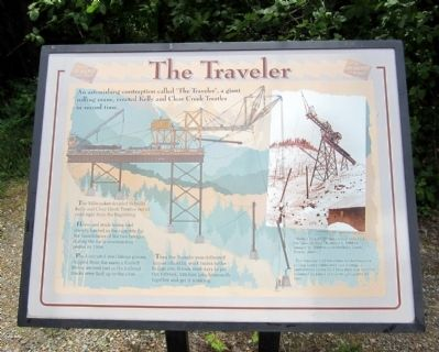 The Traveler Marker image. Click for full size.