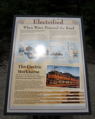 Electrified Marker image. Click for full size.