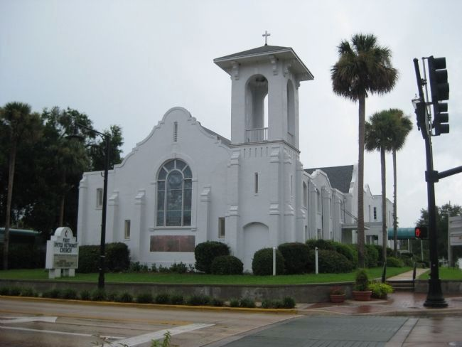 First United Methodist Church of DeLand image. Click for full size.