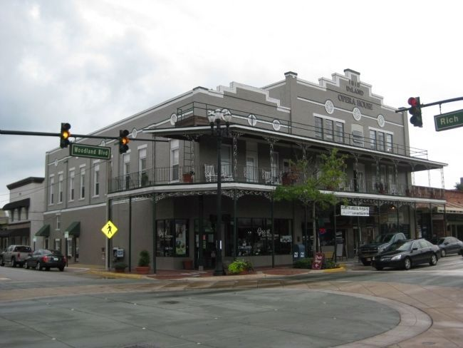 The DeLand Opera House Building image. Click for full size.