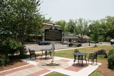 Alexander City: A Textile Community Marker image. Click for full size.