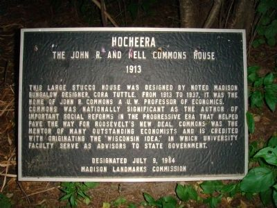 Hocheera Marker image. Click for full size.