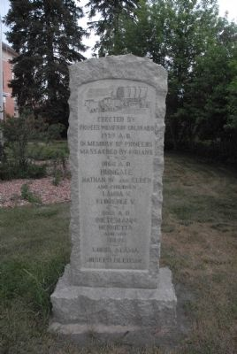Pioneer Women of Colorado Marker image. Click for full size.