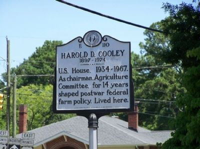 Harold D. Colley Marker image. Click for full size.