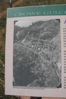 Pikes Peak Settlement image. Click for full size.
