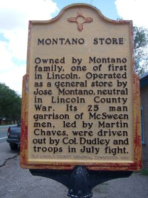 Montano Store Marker image. Click for full size.