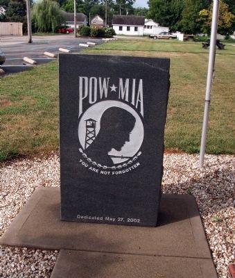 POW - MIA Memorial image. Click for full size.