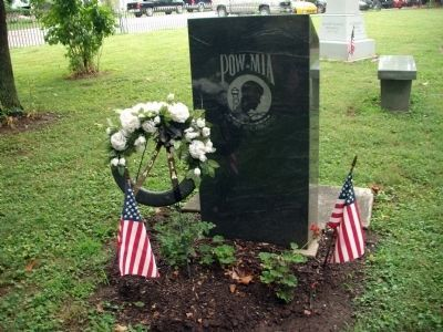 POW - MIA Memorial Photo, Click for full size