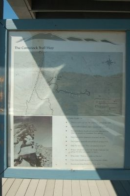 Panel describing the Comstock Trail image. Click for full size.