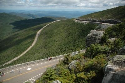 Whiteface Mountain Veterans Memorial Highway image. Click for full size.