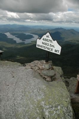 Whiteface Mountain Summit image. Click for full size.