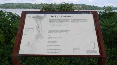The Last Defense Marker image. Click for full size.