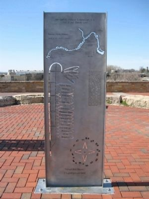 This is our Dakota Land Marker image. Click for full size.