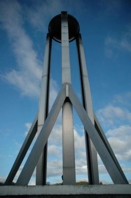 Olympic Flame Tower image. Click for full size.