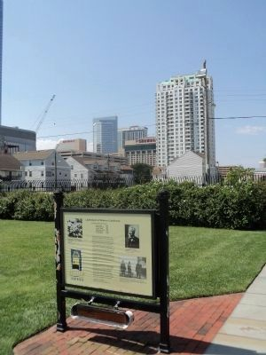Marker in Atlantic City image. Click for full size.