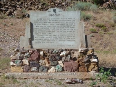 Pioche Marker image. Click for full size.