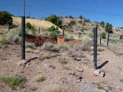 Pioche Marker Site image. Click for full size.