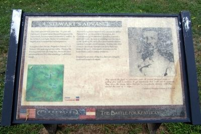 Stewart's Advance Marker image. Click for full size.