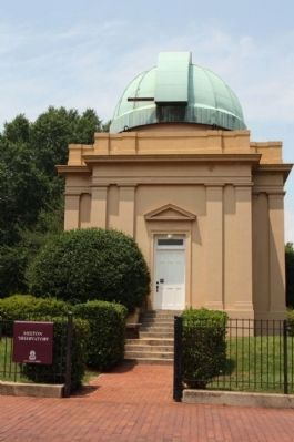University of South Carolina Melton Observatory image. Click for full size.
