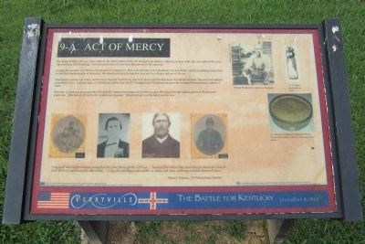 Act of Mercy Marker image. Click for full size.