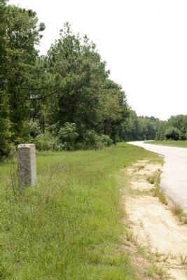 Moorefield Memorial Highway , US 178 , Marker, looking west image. Click for full size.