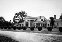 Confederate Soldiers Home Photo, Click for full size