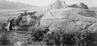 The John Brown Cemetery image. Click for full size.