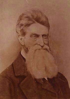 John Brown May 9, 1800 - Dec 2, 1859 image. Click for full size.