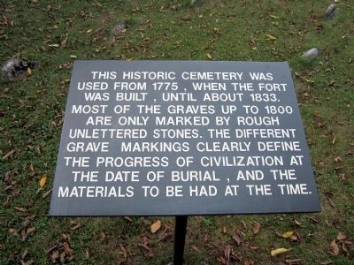 Historic Cemetery image. Click for full size.