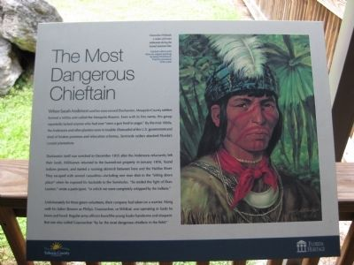 The Most Dangerous Chieftain Marker Photo, Click for full size