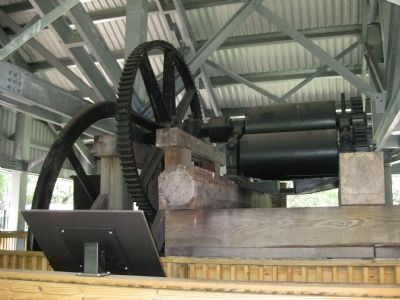 Dunlawton Sugar Cane Crusher image. Click for full size.