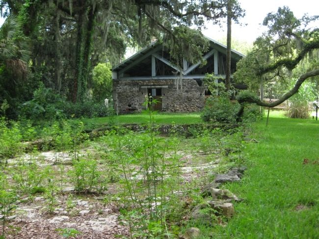 Dunlawton Sugar Mill Ruins Photo, Click for full size