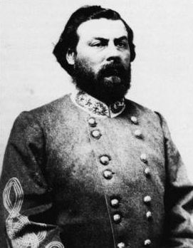 Junius Daniel, confederate general image. Click for full size.