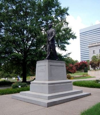 Strom Thurmond Statue<br>Southeast Corner Photo, Click for full size