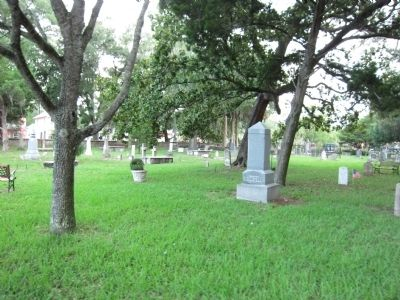 Cemetery Today image. Click for full size.