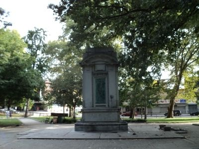 Battle of Germantown	 Monument image. Click for full size.