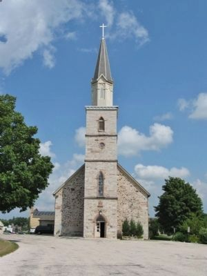 St. Gregory Church Photo, Click for full size