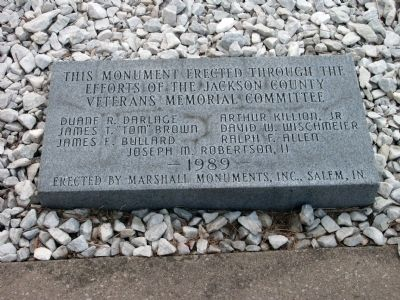 """This Monument Erected. . . . "" Photo, Click for full size"