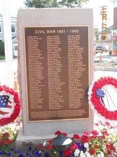 Pawling Civil War Memorial Marker image. Click for full size.