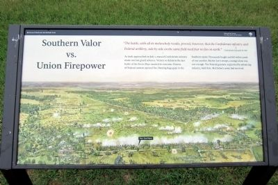 Southern Valor vs. Union Firepower Marker image. Click for full size.
