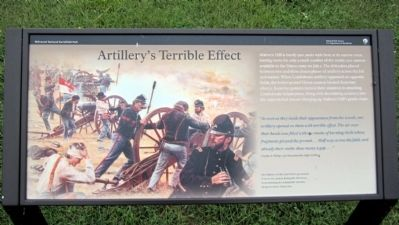 Artillery's Terrible Effect Marker image. Click for full size.