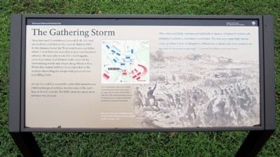 The Gathering Storm Marker image. Click for full size.