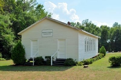 Green Grove Schoolhouse image. Click for full size.