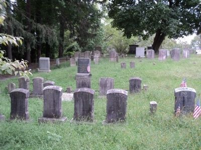 Graves in Sparta Cemetery image. Click for full size.